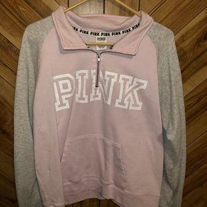 PINK VS zip up